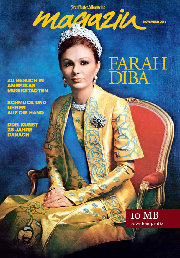 Magazin-Ausgabe November 2014