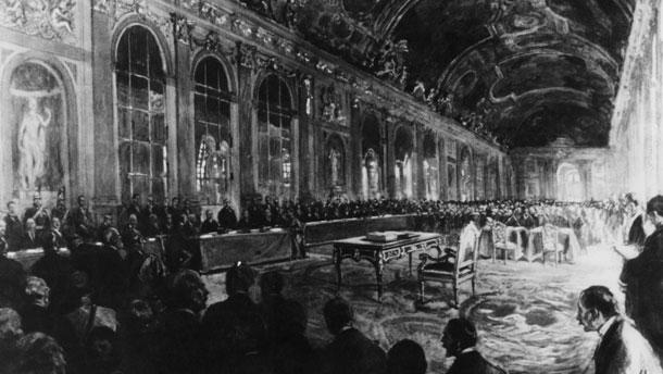 Von Sarajevo Bis Versailles Der Erste Weltkrieg Auf Einen Blick
