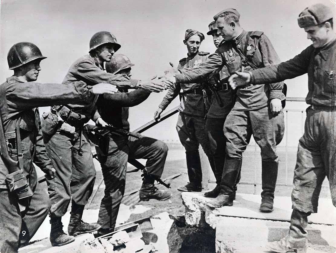 Zweiter Weltkrieg Kämpfer
