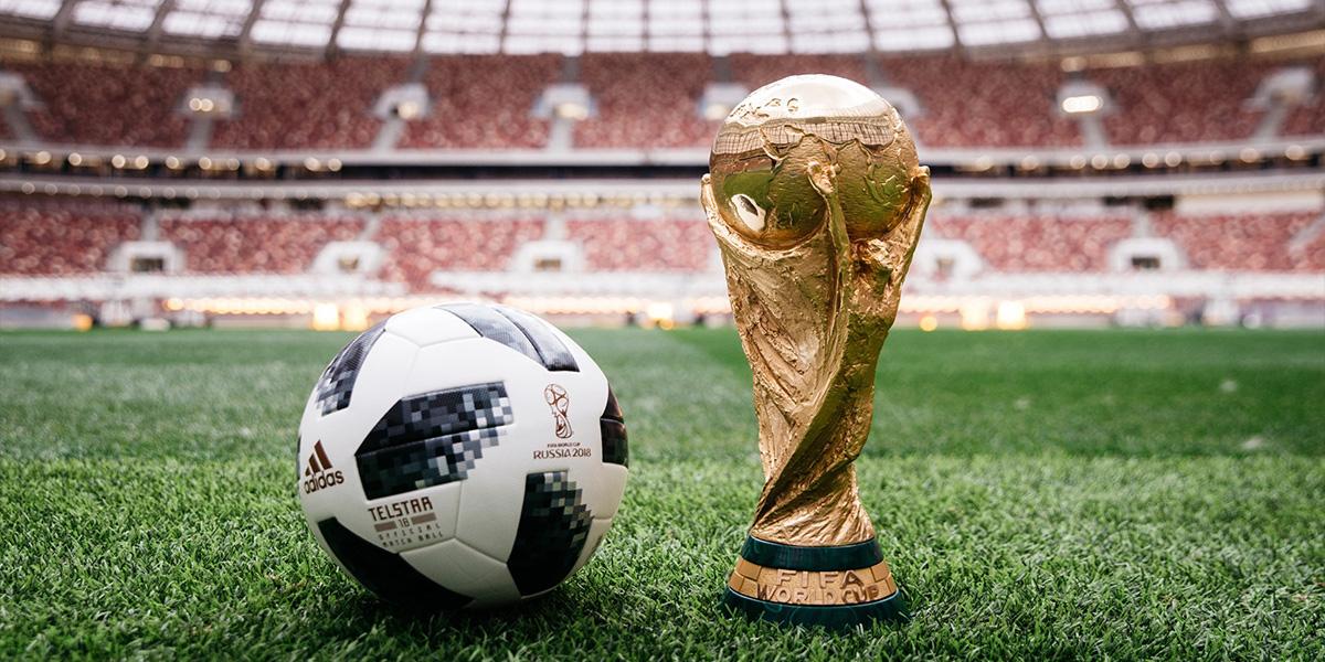 Liveticker zur Fußball-WM 2018 in Russland