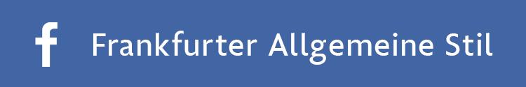 Frankfurter Allgemeine Stil auf Facebook